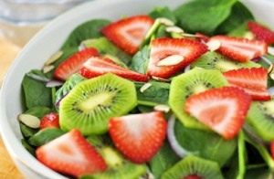 Kiwi Strawberry Salad